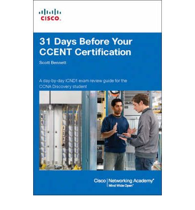 31 days before your ccna exam Study more successfully with detailed cisco certification exam topics  exam  overview, payment and fees, scheduling, passing the exam, expiration.