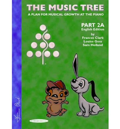 The Music Tree English Edition Student's Book : Part 2a