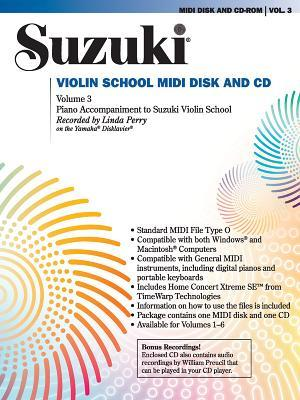 Suzuki Violin School, Vol 3