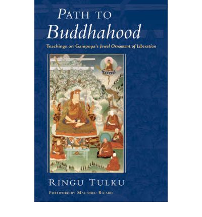 Path to Buddhahood : Teachings on Gampopa's