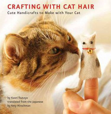 Crafting with Cat Hair