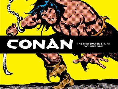 Conan: the Newspaper Strips Volume 1