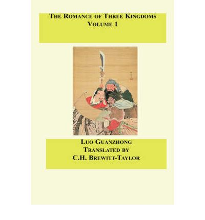 The Romance of Three Kingdoms, Vol. 1