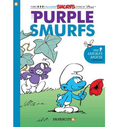 The Smurfs: The Purple Smurfs