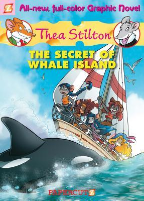 The Secret of Whale Island: No.1