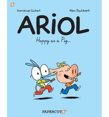 Ariol: Happy as a Pig... No. 3