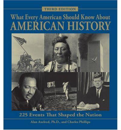 What Every American Should Know about American History : 225 Events That Shaped the Nation