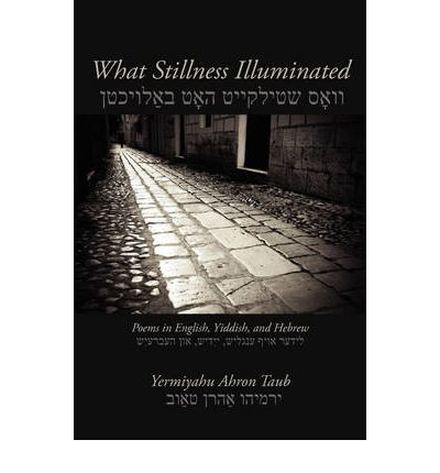 What Stillness Illuminated: Poems in English, Yiddish, and Hebrew