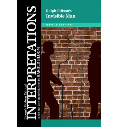 an analysis of invisible man by ralph ellisons When ralph ellison's tnv^^bte,man was published 1n 1952, itwas inmediately received with much acclaimand subsequently, in 1953, received thenational book award.