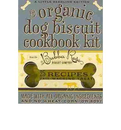 The Organic Dog Biscuit Pocket Pack