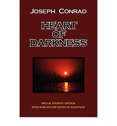 a book full of unknown in joseph conrads heart of darkness We really can't say it better than joseph conrad himself heart of darkness is: a wild story of a journalist who becomes manager of a station in the (african) interior and makes himself worshipped by a tribe of savages.