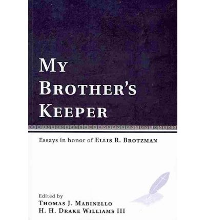 Brothers and keepers essay