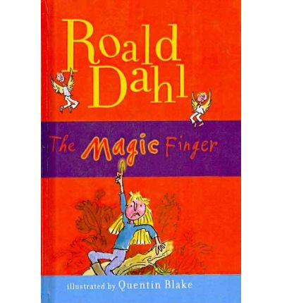 roald dahl book review template - magic finger