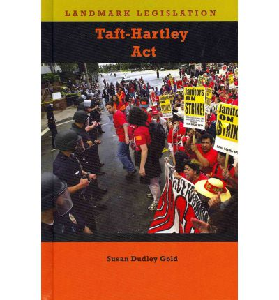taft hartley act Ratified in 1947, the taft-hartley act sought to reform labor union law, largely to  oversee management and collective bargaining practices were concerned.