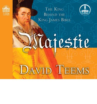 Descargas gratuitas de libros para ipod touch. Majestie : The King Behind the King James Bible PDF ePub MOBI by David Teems