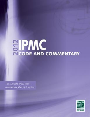 2012 International Property Maintenance Code Commentary