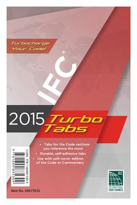 2015 International Fire Code Turbo Tabs for Paperbound Edition