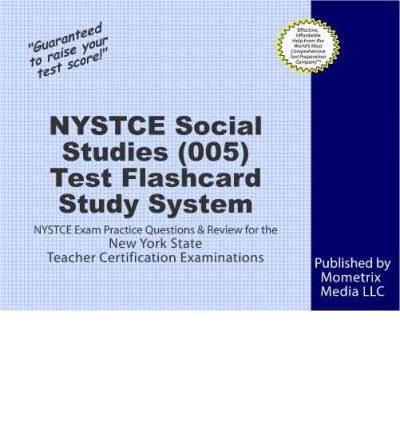New York State Teacher Certification Examinations NYSTCE 7340756 ...