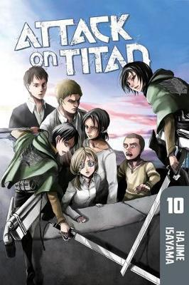 Attack on Titan: Volume 10
