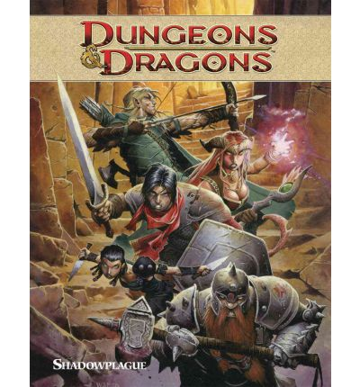 Dungeons & Dragons: Shadowplague Volume 1