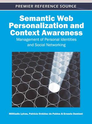 Semantic Web Personalization and Context Awareness