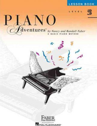 Faber Piano Adventures Level 2B