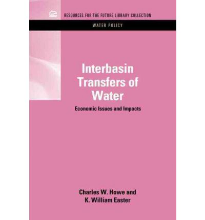 Interbasin Transfers of Water