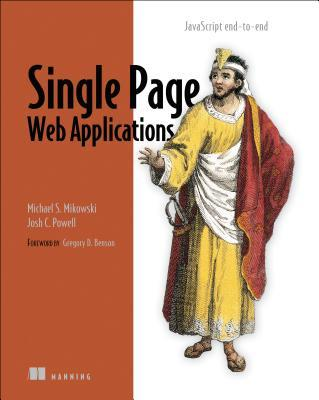 Single Page Web Applications