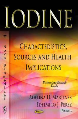 the chemical aspects and basic characteristics of iodine From a chemical point of view, iodine is a halogen (similar in structure to chlorine and fluorine) and its high volatility means that it easily transforms into a.
