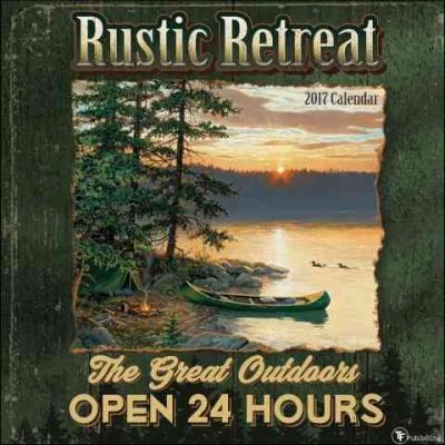 Rustic Retreat 2017 Calendar