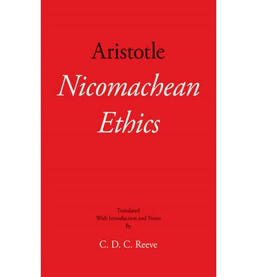 nicomachean ethics book 1 Book 1 1 every art and every investigation, and likewise every practical pursuit  or undertaking, seems to aim at some good: hence it has been well said that the.