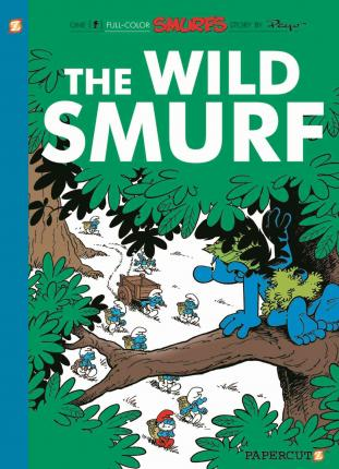 Smurfs #21: The Wild Smurf