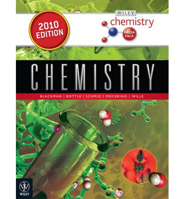 Chemistry + WileyPlus Registration Card + 2010 Media Flyer