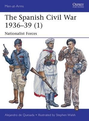 The Spanish Civil War 1936-39 (1): 1