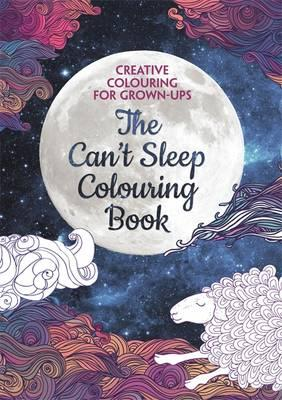 The Cant Sleep Colouring Book Various Authors 9781782434078