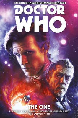 Doctor Who: The Eleventh Doctor: One Volume 5