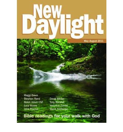 """Downloading free ebooks pdf New Daylight: May-August 2011 : Bible Readings for Your Walk with God DJVU by Naomi Starkey""""  9781841016290"""