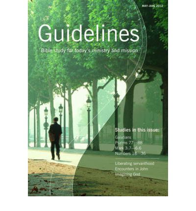 Guidelines: May-August 2012