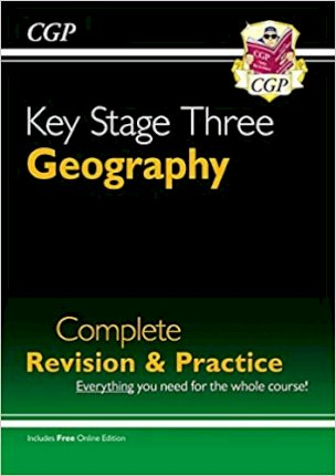 KS3 Geography Complete Study & Practice (with Online Edition)