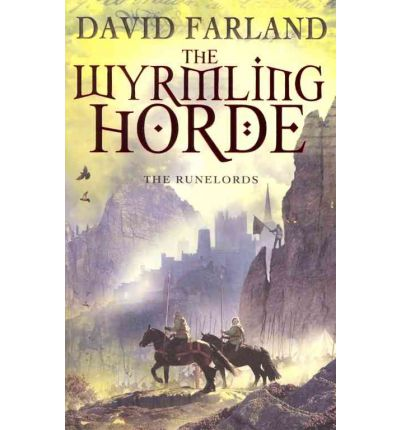 The Wyrmling Horde - David Farland 2008 hard cover TOR Orig $25.95 VG++ cond