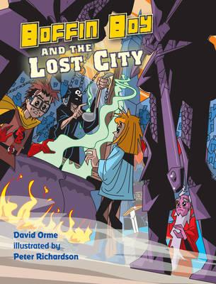 Boffin Boy and the Lost City: v. 8