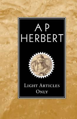 Light Articles Only