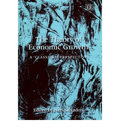 The Theory of Economic Growth