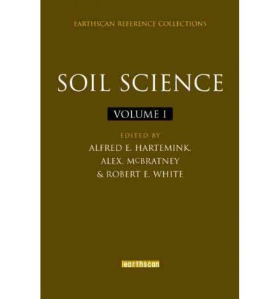 Soil science alfred e hartemink 9781844076468 for About soil science