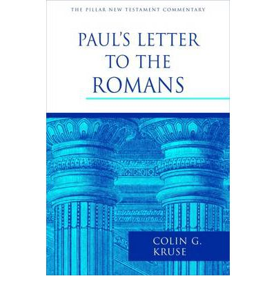 Paul writing a letter to the romans