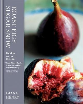 Roast Figs, Sugar Snow