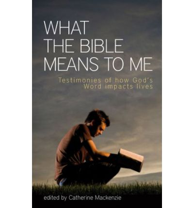 What does the bible mean to you essay