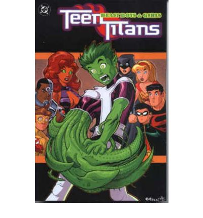 Teen Titans: Beast Boys and Girls