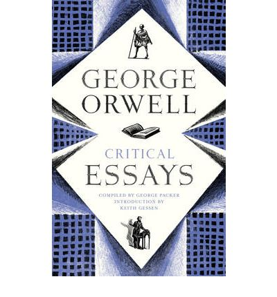george will essays George orwell's five greatest essays  open culture editor dan colman scours the web for the best educational media he finds the free courses and audio books.
