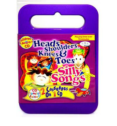 Heads Shoulders Knees and Toes-silly Songs